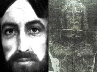 """【衝撃】トリノの聖骸布、ガチにイエスの血だった! ナノレベル分析で""""決定的証拠""""が判明、超話題に!"""