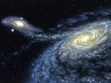 【【警告】アンドロメダの「超巨大ブラックホール」が時速40万kmで地球に接近中! 太陽の400万倍の質量に呑み込まれ地球滅亡へ!