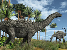 9900万年前の琥珀から「恐竜のしっぽ」を発見!恐竜のDNAを解明か?