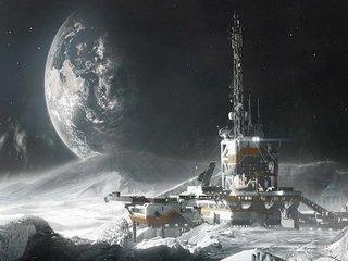 未だ解明されない「奇妙な月面写真5枚」! UFO・宇宙人・月面基地の決定的証拠、巨大ピザも!