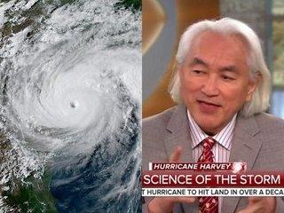 米国の巨大ハリケーン被害は気象兵器による人口削減計画なのか!? ミチオ・カク教授が戦慄意味深コメント「苦難の時は来たり」