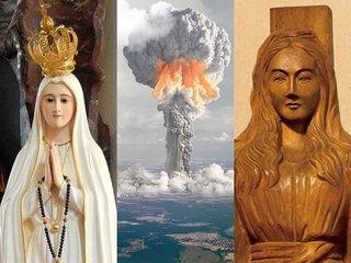 日本ピンチ! 9月14・15日「ファティマの聖母」と「秋田の聖母」が奇跡の対面→第三次世界大戦勃発か!?
