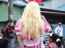 「らき☆すた神輿」でアニオタたちが流す汗が美しすぎて泣きそうになるレベル! 萌えの聖地・鷲宮神社で愛が爆発する瞬間を激写!