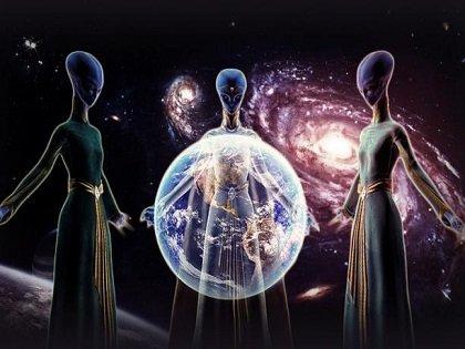 【衝撃】宇宙最高文明を持つ巨大宇宙人「アクトゥリアン」の存在が33光年先で確認される! グレイもビビる5次元エイリアンの正体とは?