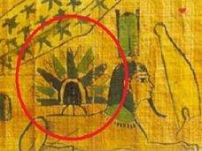 """【衝撃】「スフィンクスの背中に着陸したUFO」を描いたパピルスが発見される! 古代エジプトが""""宇宙人文明""""だった証拠が続々出土"""