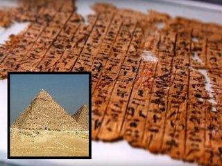【ガチ】遂に「ピラミッドの石材運搬方法」が完全解明される! 4500年前に書かれた日記の衝撃内容が決定打に!