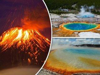 米・イエローストーンの破局噴火が迫っている!? 火山灰が降り注ぎ、全地球が氷河期突入、人類滅亡へのカウントダウンが始まった!
