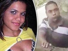 """【閲覧注意】顔面を撃たれて殺される瞬間を自ら実況中継した女! ご近所トラブルの末の悪夢を""""被害者の視点""""で=ブラジル"""