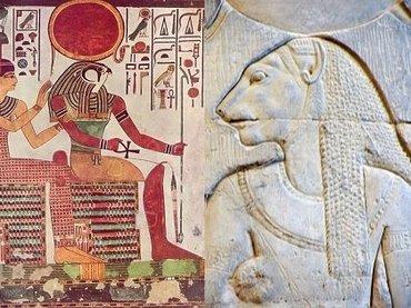 【保存版】古代エジプト最強の女神「セクメト」による殺戮神話『人類滅亡の物語』がエグすぎる! 本当は超怖いエジプト神話を徹底解説!
