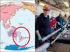 【ガチ】海に沈んだ伝説の大陸「ジーランディア」は本当にあった! 本格調査開始、地球の歴史に新たな1ページ誕生へ、数兆円規模の化石燃料も!