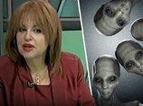 """【ガチ】米の女性政治家がTVで告白「何度もUFOに乗って宇宙人から""""この世の4つの真実""""を聞いた」その超驚愕内容に衝撃広がる!"""