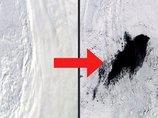 南極のド真ん中に超巨大穴「ポリニヤ」(4万平方km)が出現! 形成から消滅までのメカニズムが不明、科学者困惑「宇宙人基地の可能性」