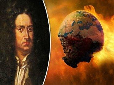 【悲報】当たりすぎる「ニュートンの終末予言」(全4500ページ)が衝撃的すぎる! 「2060年に世界滅亡し、神聖な霊感が…」