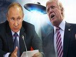 【衝撃】遂にプーチンがエイリアン情報開示か! 米ロビイストが説得、ロシア富豪も後押し、宇宙人が登場間近!