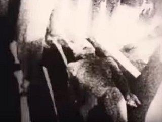 【新事実】「ロズウェル宇宙人」がエリア51に搬送された時の映像が流出、本物の可能性! 警察の新証言も「1.5メートルの生命体がいた」