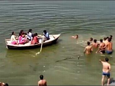 【閲覧注意】わずか50センチ先の溺死 ― 周りに50人以上が群がるも助けられず… 水難事故のリアル=インド