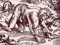 【閲覧注意・近親相姦】トランプの祖先!?  中世ドイツの伝説的シリアルキラー「ベートブルクの人狼」が鬼畜すぎる! 八つ裂き・人肉食・レイプ…!