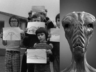 """「地球滅亡説の聖地」から「思考移転基地」まで…! UFOと宇宙人の活動に繋がる""""洞窟と山""""5選!"""