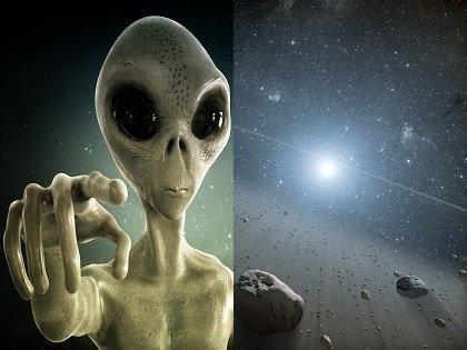 【衝撃】太陽系外から飛来した謎の天体「A/2017 U1」は人工天体だ! 専門家緊急コメント「宇宙人が偵察機をバラ撒いた可能性」