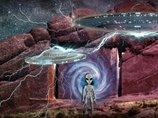 """ぺルーの謎巨石「ヘイユマルカ」は神の世界に通じるスターゲイトだった!? """"黄金の円盤""""をはめ込み始動、FBIも言及「異次元エイリアンが…」"""