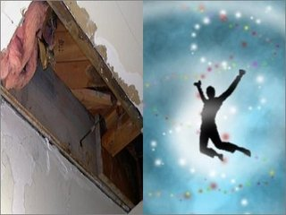 【事件】入院中の患者が密室の屋根裏にテレポーテーションして死亡! 警察も原因わからず、自然発生的瞬間移動か=南アフリカ