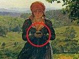 【ガチ】150年前の名画に「歩きスマホの少女」がハッキリ描かれていた! iPhone Xと完全一致、スマホはタイムトラベル製品だった!