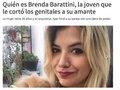 年上彼氏のアソコを植木ばさみで断ち切ったアルゼンチン女性が美しすぎる!