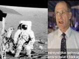 【衝撃】現役NASA宇宙飛行士「月に行く技術はない、もはや不可能」と爆弾証言! 有人月面探査の真実とは?
