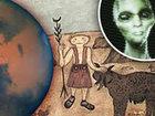 【衝撃】123年前に火星に行き、家畜を飼っている火星人と会話した女性がいた! 当時の様子も正確にスケッチ!