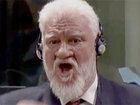 【閲覧注意】「スロボダン・プラリャクは戦争犯罪人ではない」絶叫して青酸カリを一気飲み! 法廷で服毒自殺の決定的瞬間! 裁判官の反応もヤバい=オランダ