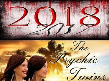 【悲報】米国最高のサイキック双子美女・ジャミソン姉妹「2018年の予言」が絶望的! 北朝鮮、災害、テロ… 「混沌の時代の幕開け」