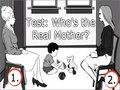 【心理テスト】この男の子の母親はどっち!? 選んだ方でわかるあなたの思考クラスター! 理論派か感覚派か!