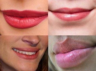 """【顔相診断】唇の形8パターンでわかる""""真の性格診断""""がスゴい当たる! 整形している人は…!?"""