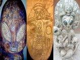 7000年前の「宇宙人の彫像」が発見される! 100%完璧グレイ、 日本の土偶とも類似…創造主か?=メキシコ