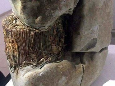 【衝撃】2万年前の変圧器がコソボで出土! 内部のコイルまではっきり、電力を活用していた超古代文明の最新オーパーツ!