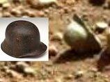 【衝撃】火星で「ナチスのヘルメット」と「兵士の肋骨」が発見される! 火星での戦争にナチスが関与か?