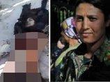 【閲覧注意】半裸クルド女性兵遺体踏みつけ映像が残虐すぎる! 両乳房を削られ蹂躙…全世界が怒り=シリア