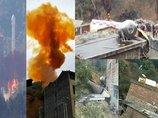 【警告画像】中国製ロケットの一部が落下して建物直撃、まるで爆撃、超悲惨! 次は「天宮1号」が日本に落下する可能性も!