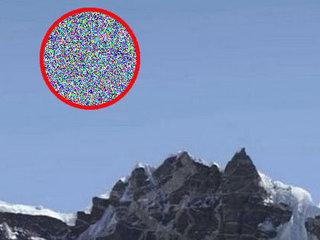 """エベレストの超高解像度パノラマ画像に「完全に本物のUFO」が写り込む! """"ヒマラヤはUFOのメッカ""""CIA文書もガチ指摘!"""