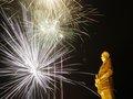 今はなき「毛沢東生誕祭」の貴重写真を公開! 1000万発の大花火大会…中国人の毛沢東崇拝っぷりがヤバイ!
