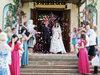 結婚式で非常識なドレスを披露した芸能人まとめ!「どちらが主役かわからない」