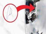 """【衝撃】南極の""""秘密地下施設""""の場所がトラッキングアプリでガチ特定される! 失われた古代ピラミッドの可能性も"""