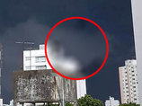 """""""嵐を呼ぶUFO""""を人気TV司会者が激撮成功、世界が騒然! 雲の中からまばゆい光を放ち… 複数人が目撃!=アルゼンチン"""