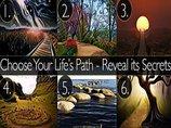 【心理テスト】選んだ道で分かる「あなたの人生」が当たる! 創作、旅行、家族…今後の人生で重要なものが判明!