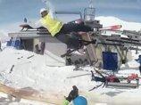 【閲覧注意】スキーのリフトが暴走するとこうなる! 高速回転でスキーヤーを投げ飛ばし… 絶望的事故で地獄と化すゲレンデ=ジョージア