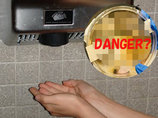 """公衆トイレの「ハンドドライヤー」が雑菌だらけで""""超不衛生""""…とある実験結果が海外で話題に! 企業は反論も、世論は納得せず!"""