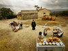 """【取材】20年以上""""人間のマンダラ""""を撮り続ける写真家・宇佐美雅浩!分断の地・キプロスを無限スケールの曼荼羅で表現!"""