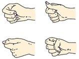 【心理テスト】拳の握り方でわかる「あなたの本当の性格」が当たりすぎてヤバい! 親指を握り込む人は○○が苦手