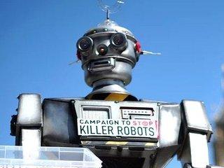 【警告】敵と民間人を見分けられない「殺人AIロボット(LAWS)」が1年以内に戦場へ!  大量虐殺が起きる可能性を専門家が示唆!