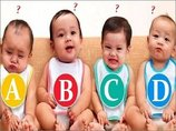 【心理テスト】「どの赤ちゃんが女の子に見えるか」でわかる性格診断がマジで当たる! 合理主義者や芸術家肌まで一発判明!